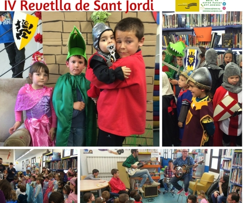 IV Revetlla de Sant Jordi